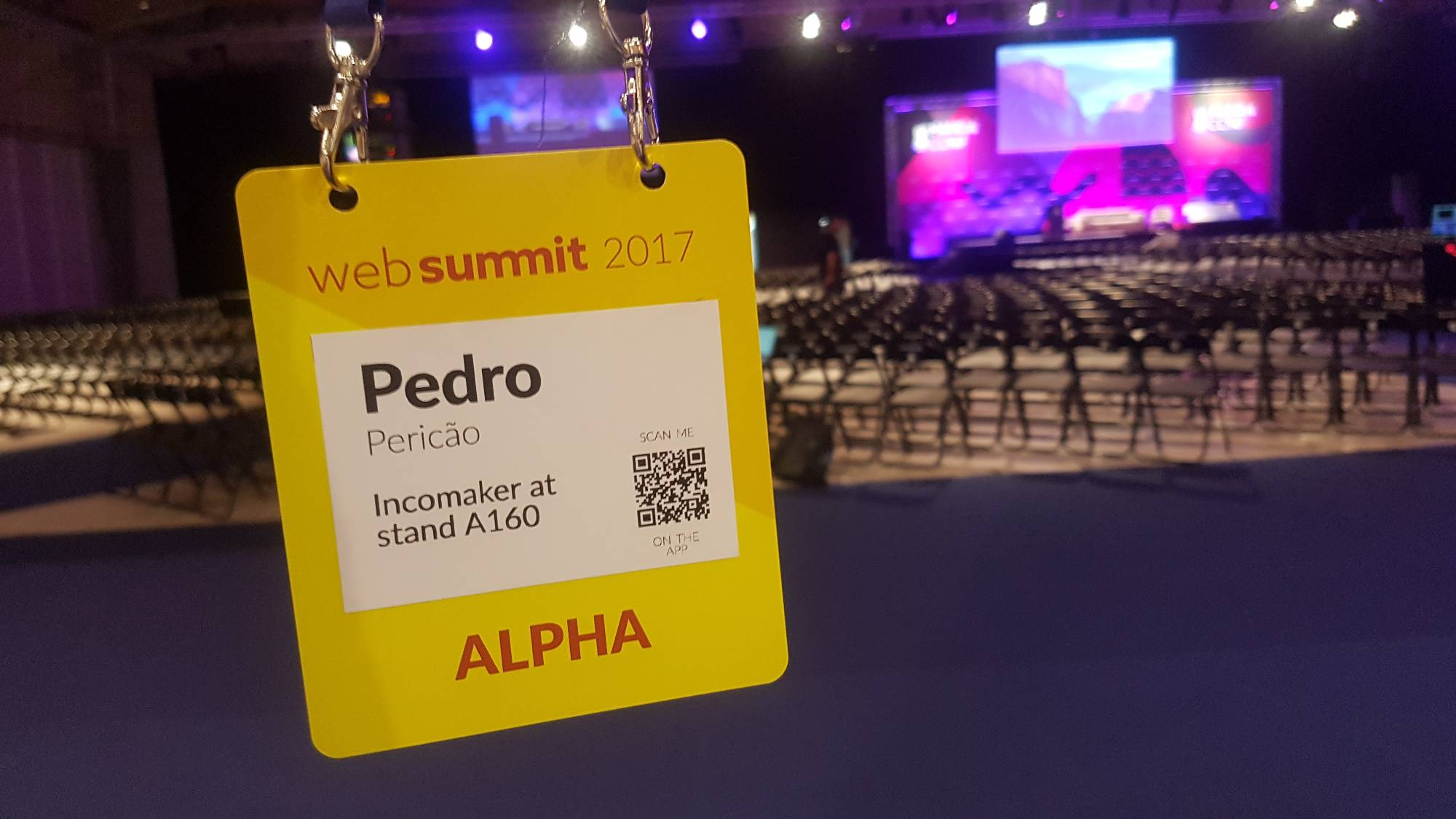 Incomaker Websummit 2017 Global Traders