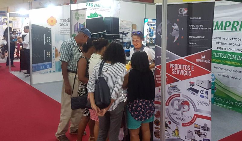 FIC Feira Internacional de Cabo Verde Global Traders