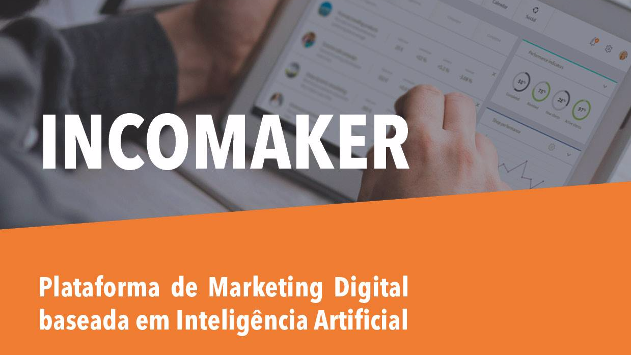 Incomaker Marketing Digital Analytics Email newsletter Automação